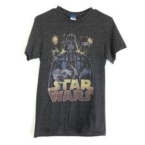 STAR WARS Vintage Style Throw Back Darth Vader Tee